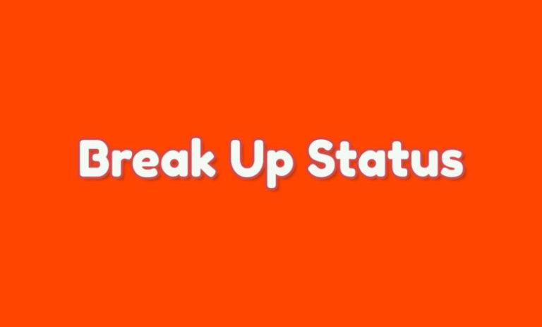 500+Breakup Status in Hindi For Whatsapp
