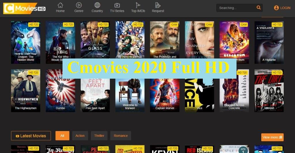 Cmovies 2020 Full HD Movies Download Website