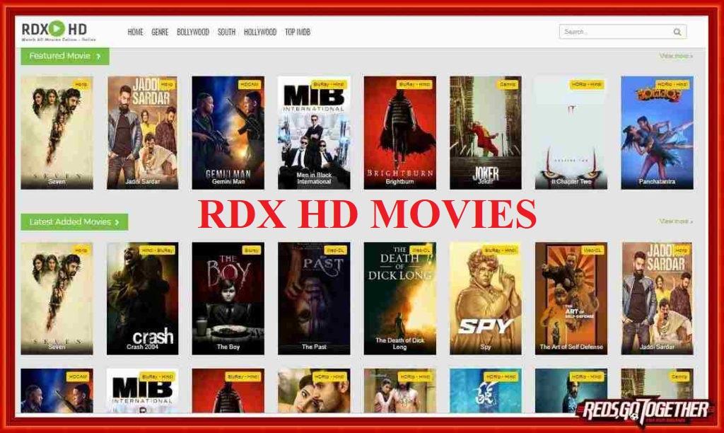 RdxHD 2020 Free Full HD movie download
