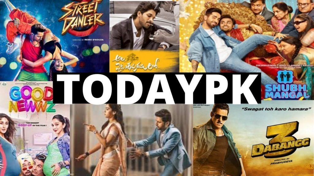 Todaypk 2020 Free 720p 1080p 480p Bollywood Movies Download
