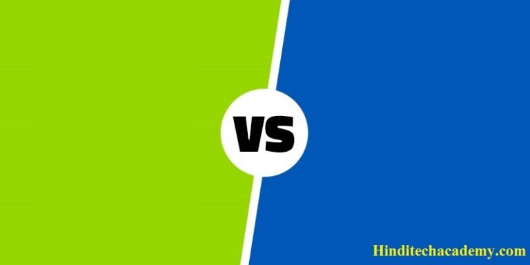 Difference Between POP3 and IMAP in Hindi