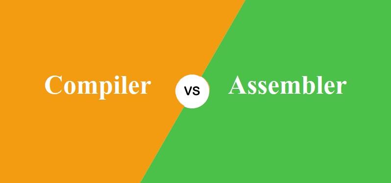 Compiler और Assembler में क्या अंतर है?