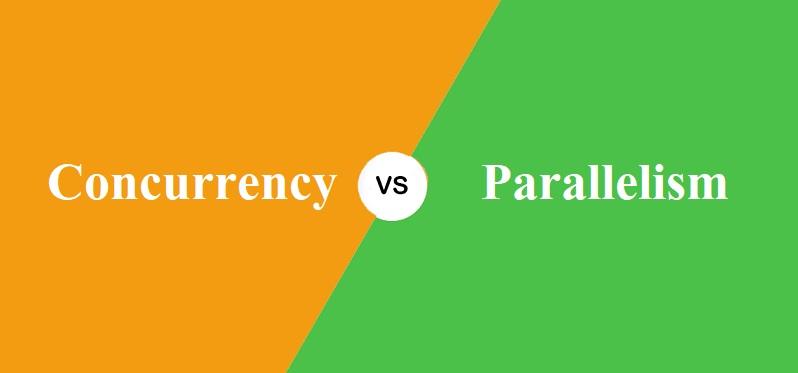 Concurrency और Parallelism में क्या अंतर है?