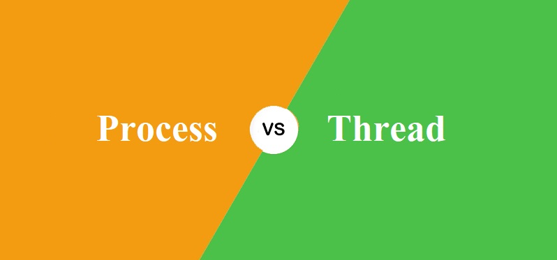 Process और Thread में क्या अंतर है?
