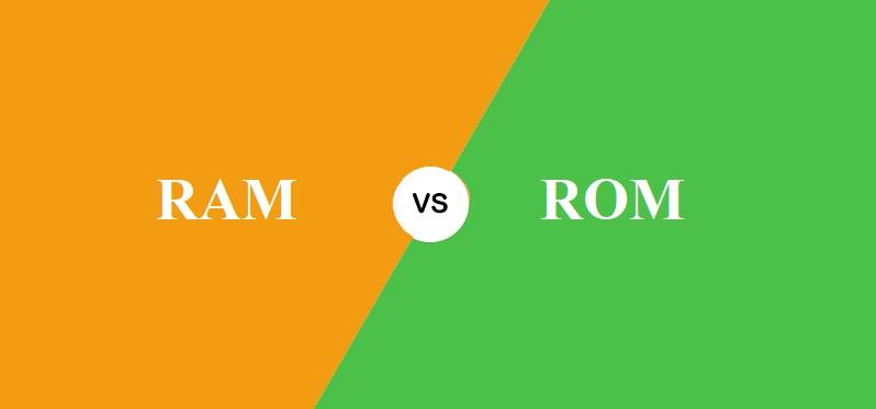 RAM और ROM Memory में क्या अंतर है?
