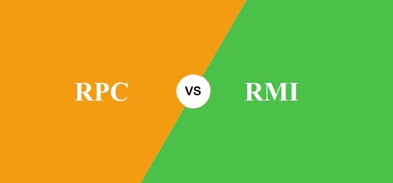 RPC और RMI में क्या अंतर है
