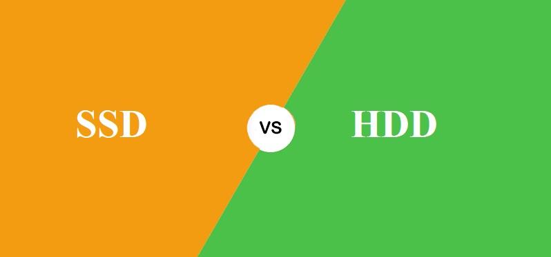SSD और HDD में क्या अंतर है