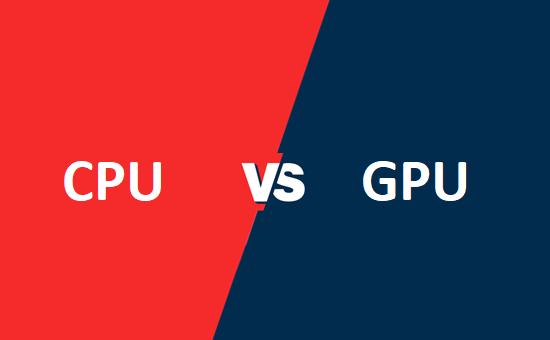 CPU और GPU में क्या अंतर है?