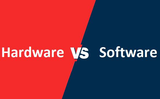 Hardware और Software में क्या अंतर है?