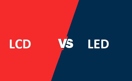 LCD और LED में क्या अंतर है?
