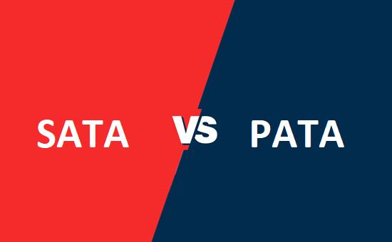SATA और PATA में क्या अंतर है?