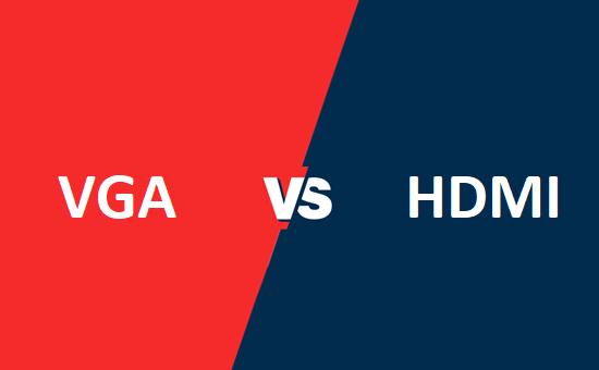 VGA और HDMI में क्या अंतर है?